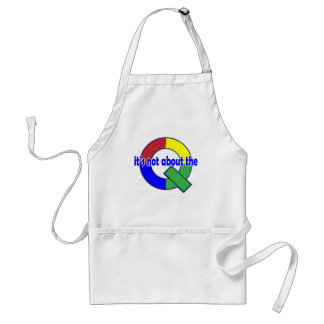 It s Not About the Q Apron