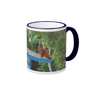 It s not Santa Clause in Borneo Coffee Mug