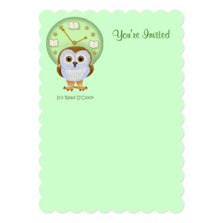 It's Read O'Clock Card