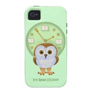 It's Read O Clock iPhone 4/4S Case