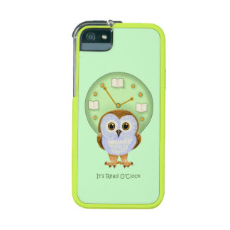 It's Read O'Clock iPhone 5/5S Cover