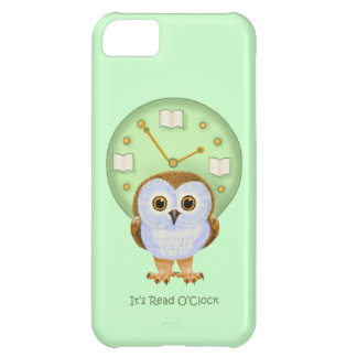 It's Read O Clock Case For iPhone 5C
