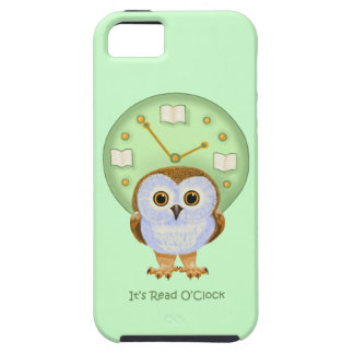 It's Read O Clock iPhone 5 Cover