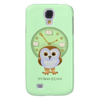 It's Read O'Clock Samsung Galaxy S4 Case