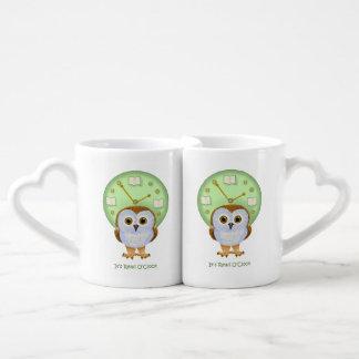 It's Read O'Clock Couples Coffee Mug