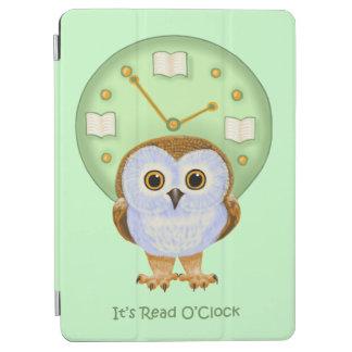 It's Read O'Clock iPad Air Cover