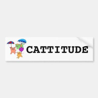 It s Reigning Cats Bumper Sticker