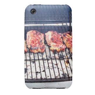 It s Snowing Let s Grill Ribeyes Case-Mate iPhone 3 Cases