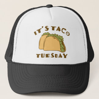 It's Taco Tuesday Trucker Hat