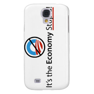 It s The Economy Stupid iPhone 3 3GS Case Galaxy S4 Covers