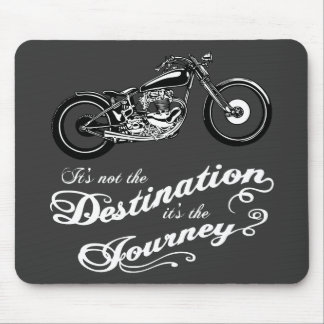It s the Journey Mousepads