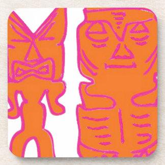 It s Tiki Time Drink Coasters