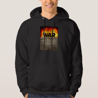 It's War Hooded Pullovers