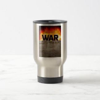 It's War Travel Mug