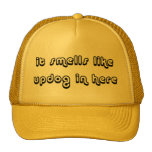It Smells Like Updog In Here Mesh Hat