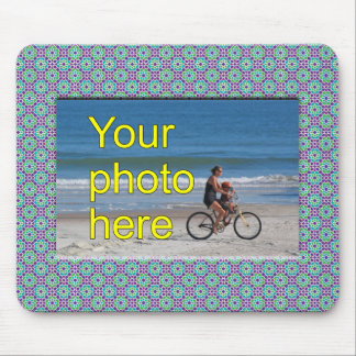 It soles Your image here and Mosaic of Morocco Mouse Pad