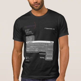 IT Specialist Dark T-Shirt