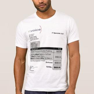 IT Specialist Light T-Shirt
