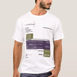 IT Specialist LightColor T-Shirt