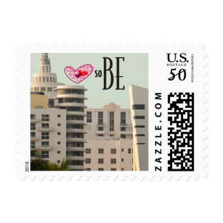 It stamps Love Under Sees Ocean Buildings Drive