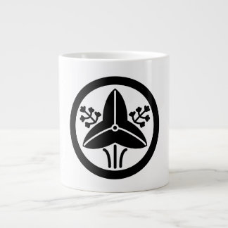 """It stands in the house crest """"circle, the water large coffee mug"""