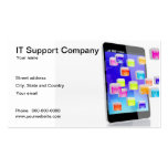 IT Support Company Business Card