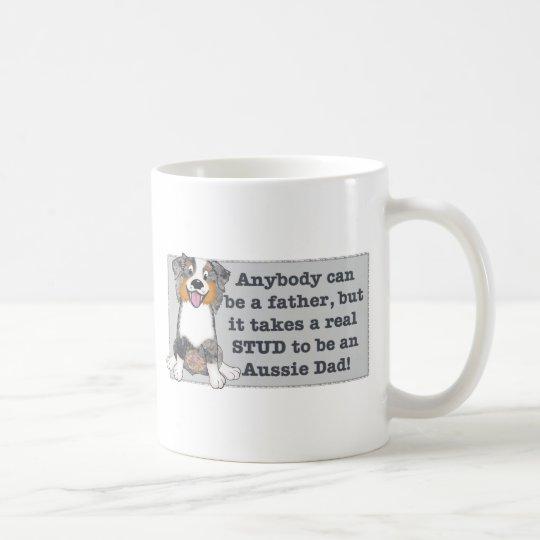 It take a stud to be an Aussie Dad Coffee Mug