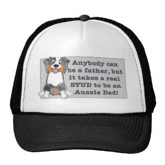 It take a stud to be an Aussie Dad Trucker Hat