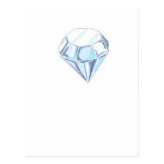 It Takes a Diamond to Cut a Diamond Postcard