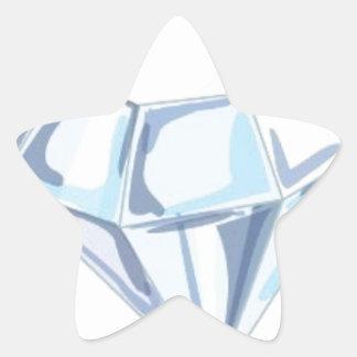 It Takes a Diamond to Cut a Diamond Star Sticker