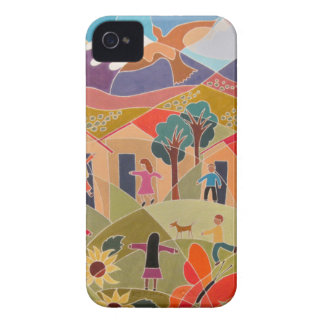 It Takes A Village Case-Mate iPhone 4 Case
