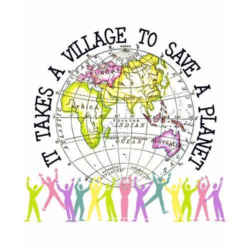 It Takes A Village T-Shirt shirt