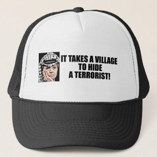 It Takes A Village To Hide a Terrorist Trucker Hat