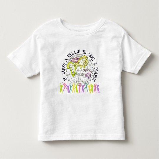 It Takes A Village Toddler T-Shirt