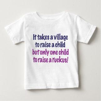 It takes a village… tee shirts