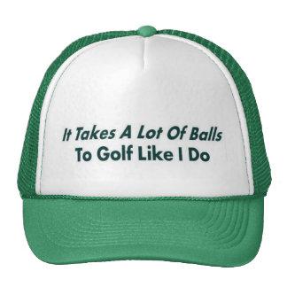 It Takes ALot of Balls Trucker Hat