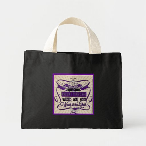 It Takes Courage to Keep Trying When.... Tote Bag