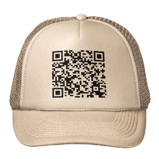 It Takes One To Know One qr Code Hat