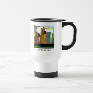It takes OUR village Mug