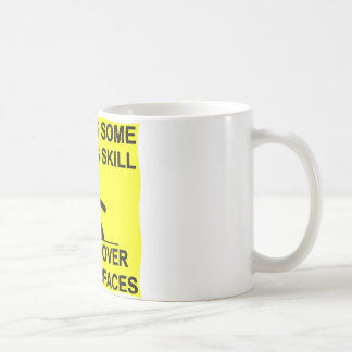 It Takes Serious Skill To Trip Over Flat Surfaces Coffee Mug