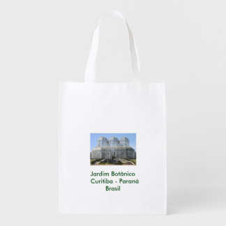 It takes the Paran3a with you… Reusable Grocery Bags