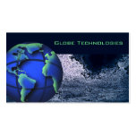 IT Technology Communications Business Card Business Cards