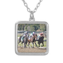 It Tiz well, Lockdown & Abel Tasman Silver Plated Necklace