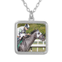 It Tiz Well Silver Plated Necklace