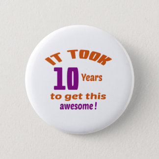 It took 10 years to get this awesome ! button