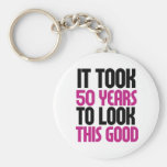 It took 50 years to look this good key chain