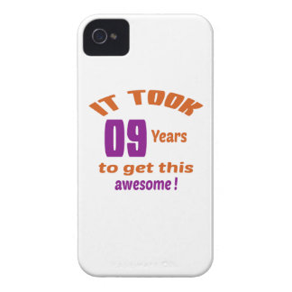 It took 9 years to get this awesome ! iPhone 4 covers