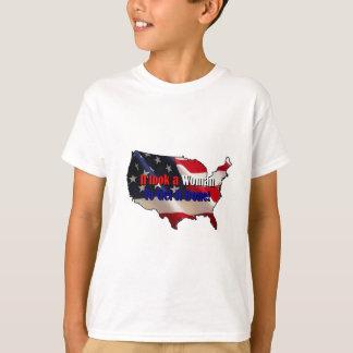It Took A Woman T-Shirt