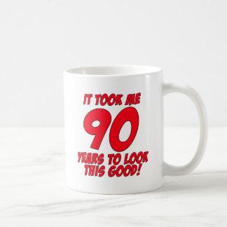 It Took Me 90 Years To Look This Good Mugs