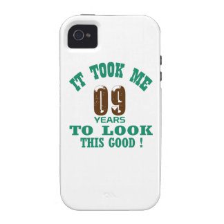 It took me 9 years to look this good ! Case-Mate iPhone 4 case